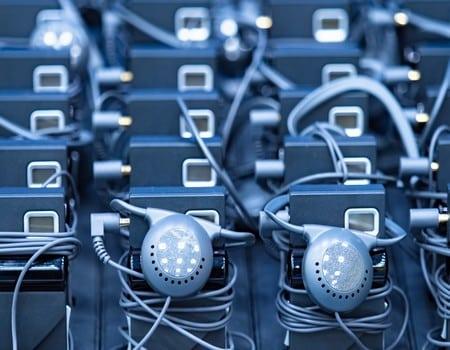 Sociétés de création d'audioguide et système de visites guidée