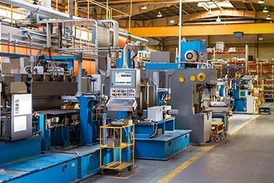 Machines & équipements industriels